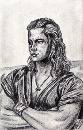 Brad Pitt par mystique1981